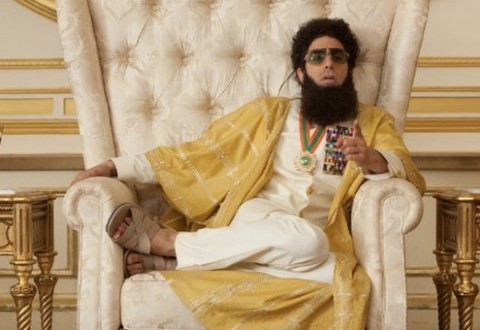The Dictator | JimRoss.co.uk
